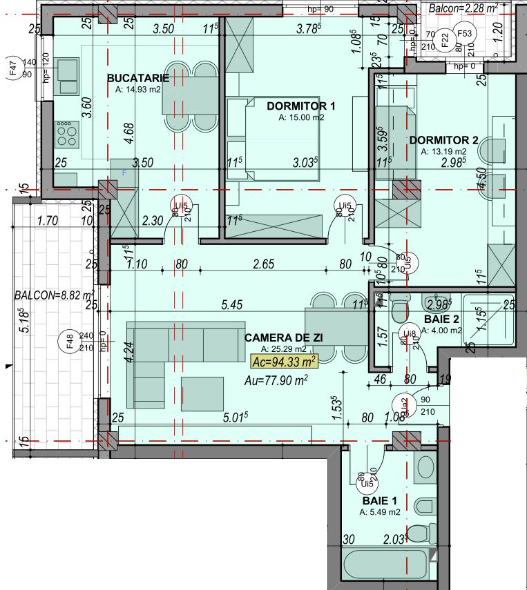 poza apartament 42