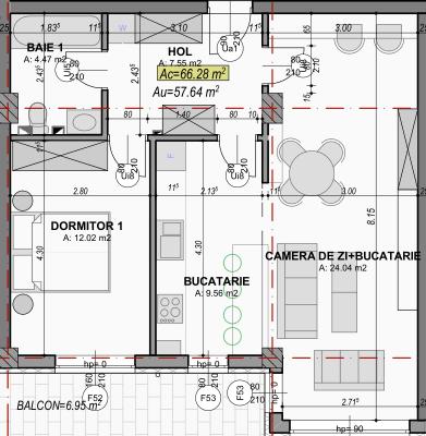poza apartament 45