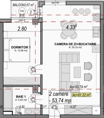 poza apartament 50