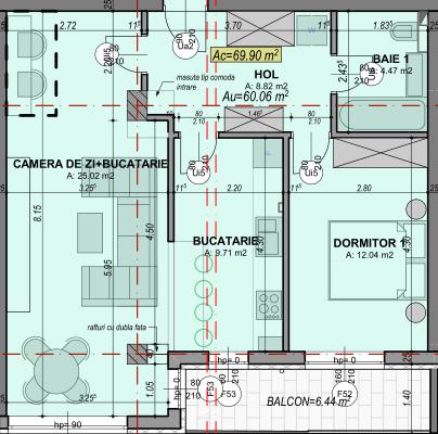poza apartament 57
