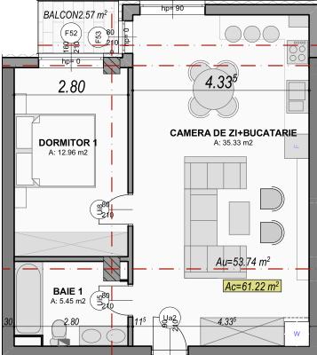 poza apartament 61