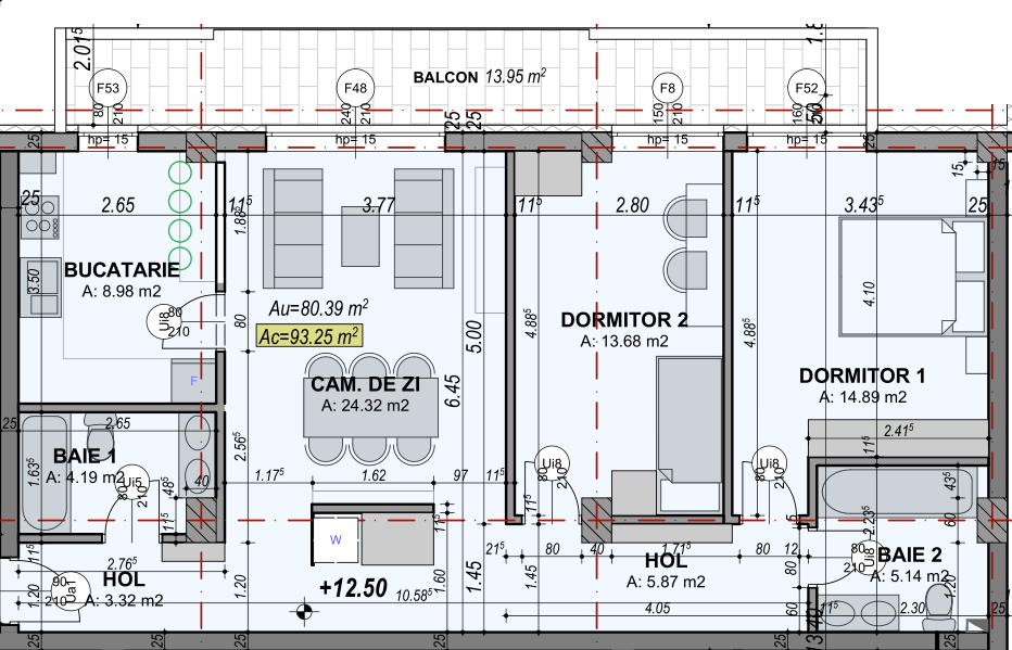 poza apartament 70