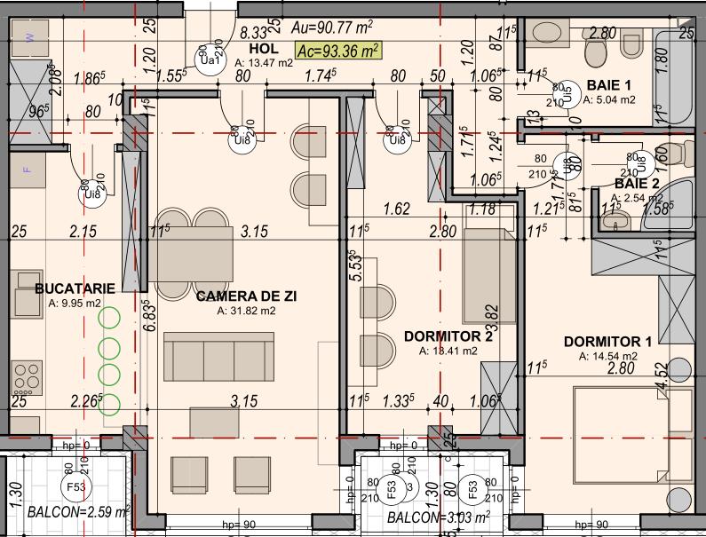 poza apartament 74
