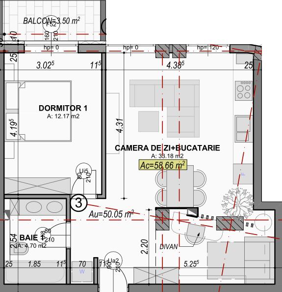 poza apartament 93 gardencity sibiu