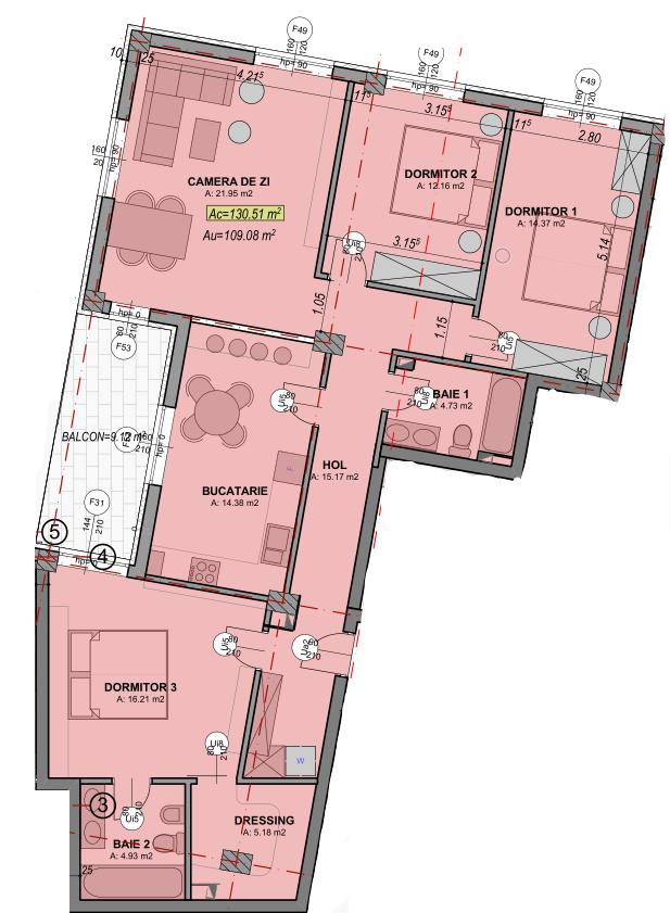 poza apartament 92 gardencity sibiu