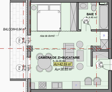 poza apartament 97 gardencity sibiu