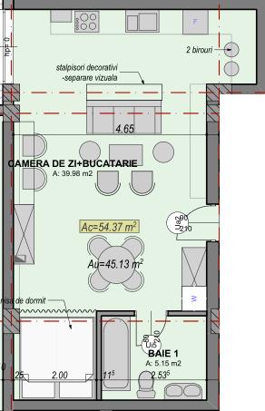 poza apartament 98 gardencity sibiu