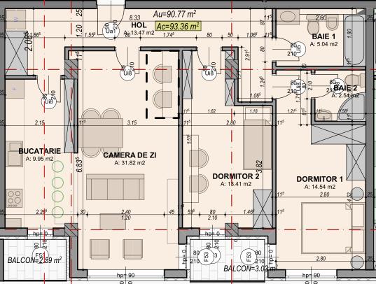 apartament 100 gardencity sibiu