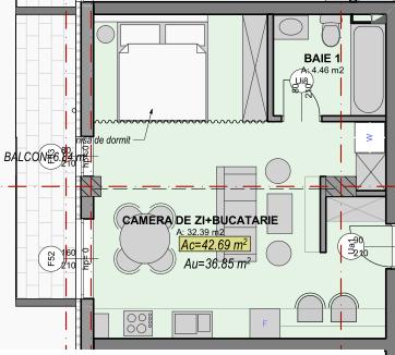 poza apartament 110 gardencity sibiu